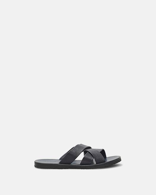 Sandale à talon - Xander, MARINE