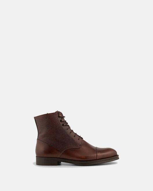 Boots - Dunovane, COGNAC