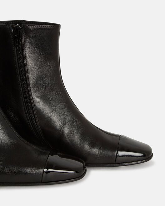 Boots - Annemary, NOIR