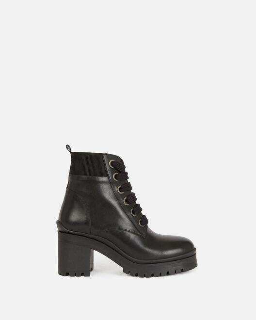 Boots - Vaik, NOIR