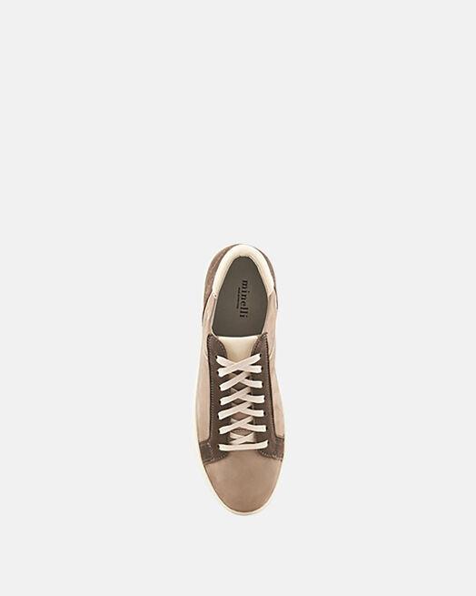 3c77f7a20 Basket - Preston - Chaussures VEAU ET CHEVRE VELOURS