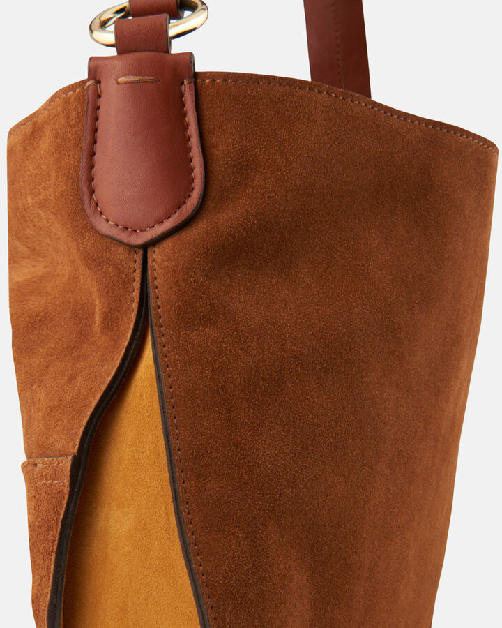 Sac grand format - Meggy, CUIR