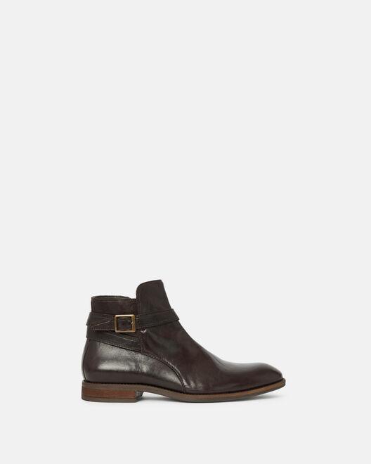 Boots Ville - Fawzi, MARRON