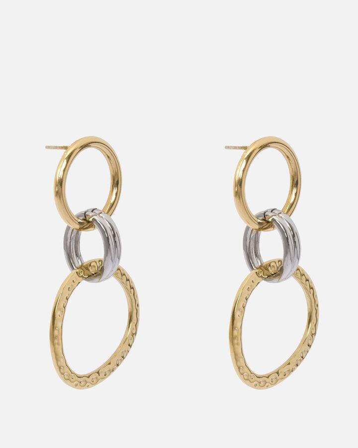Boucles d'oreilles - Aya, OR ARGENT