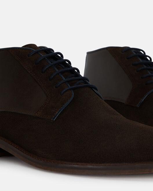 Boots - Sandric, MARRON