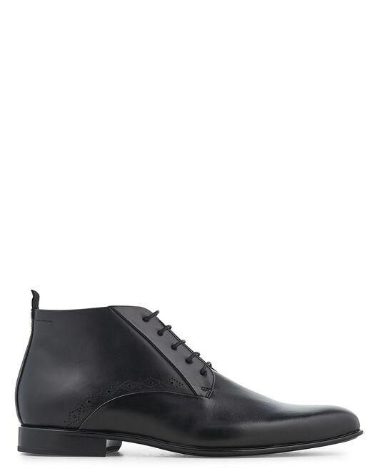 Boots - Laurys, NOIR