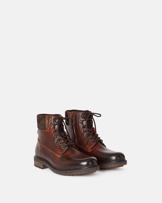Boots - Fernando, MARRON