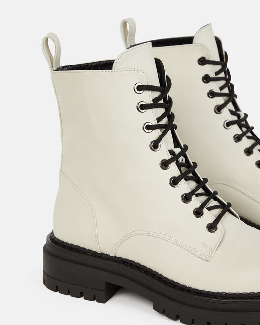 Boots - Ariahne, ECRU