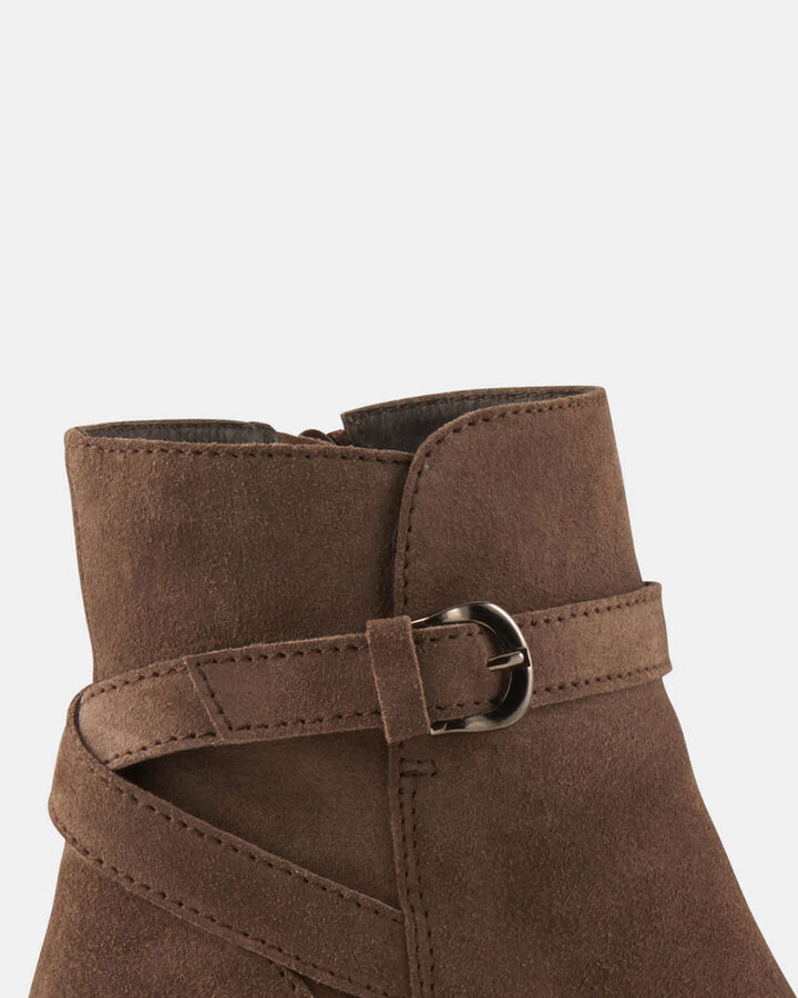 Boots - Priskai, TAUPE