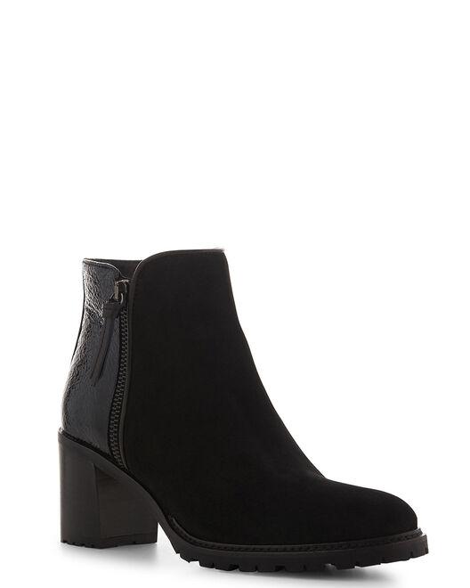Boots - Garry, NOIR