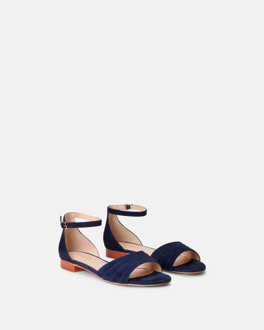 Sandale plate - Molika, MARINE