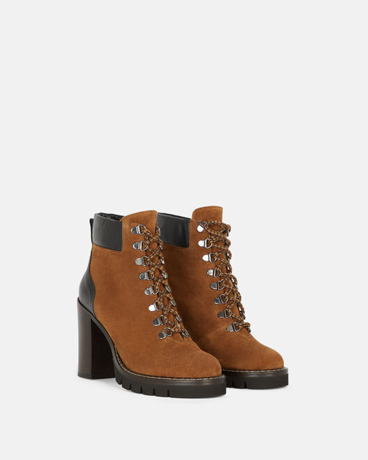 Boots - Thanis, CUIR