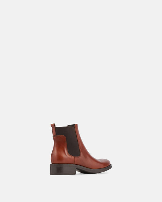 Boots - Suzane, MARRON