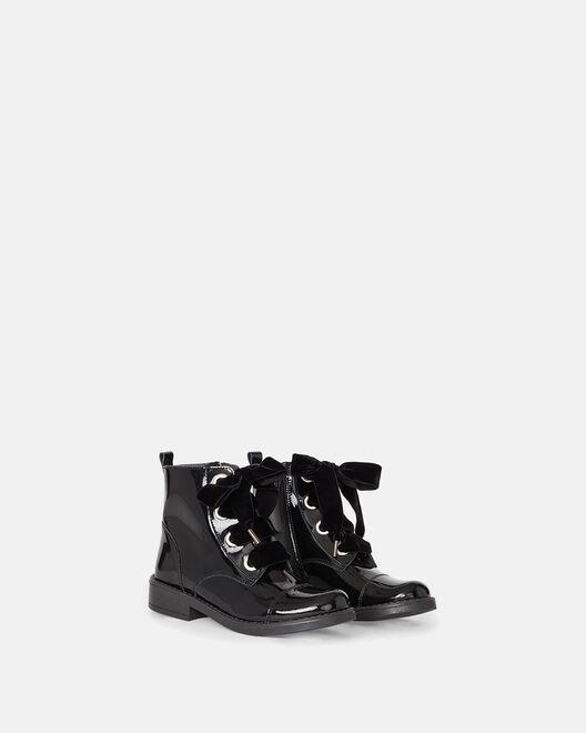Boots - Hulie, NOIR
