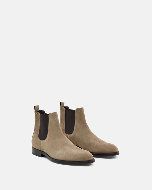 Boots- Iouri, TAUPE