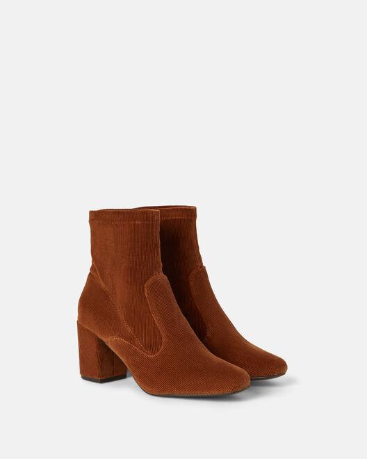 Boots - Terielle, CAMEL