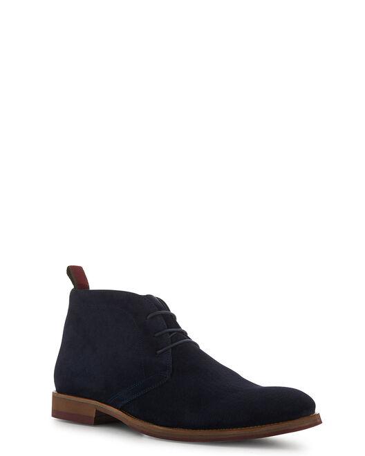 Boots - Laken, MARINE