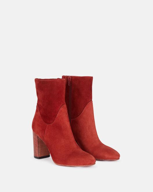 Boots - Thamara, BRIQUE