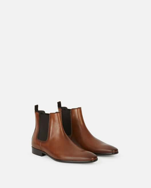 Boots - Isheb, COGNAC