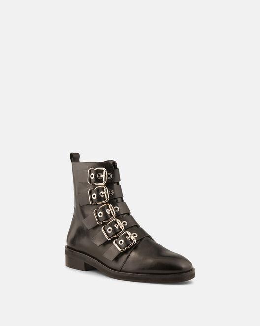 Boots - Razane, NOIR