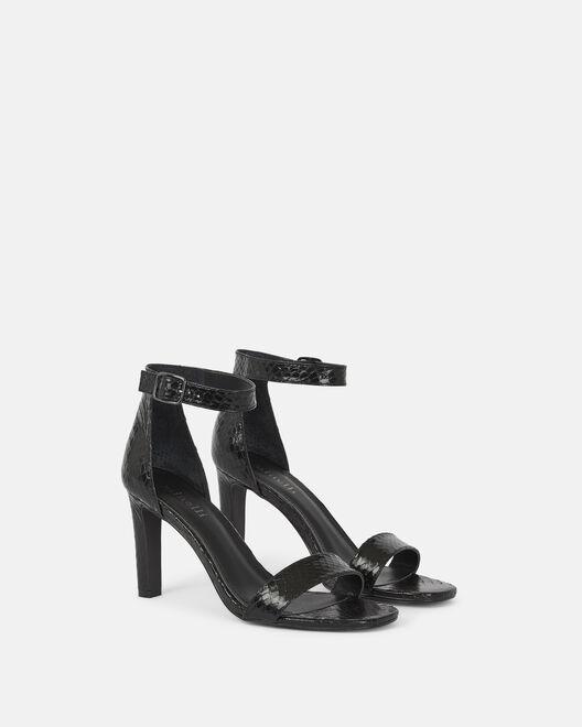 Sandale à talon - Celinda, NOIR