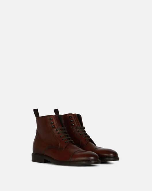 Boots - Issaga, COGNAC