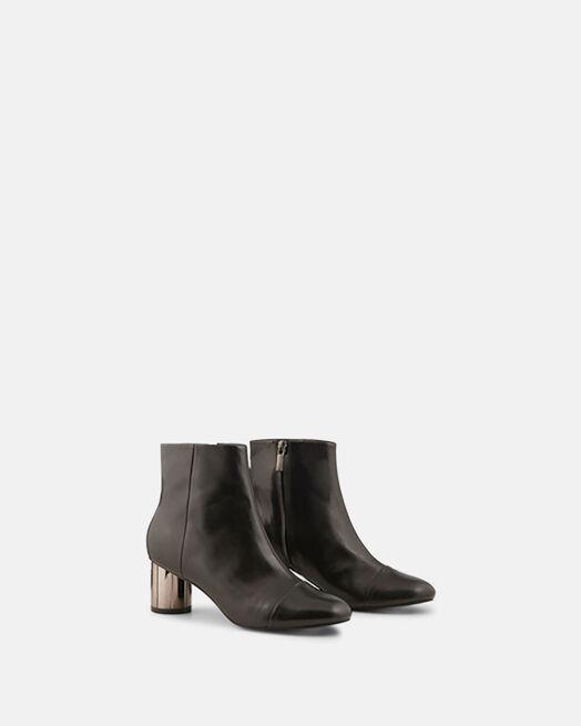 Boots - Piato, NOIR