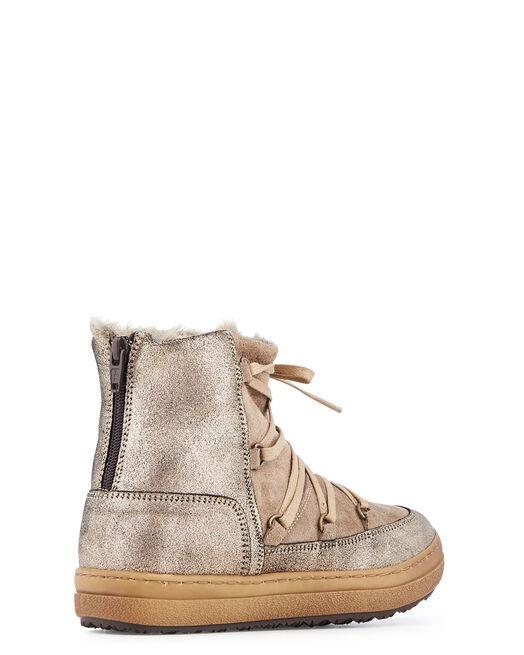 Boots - Arcea, TAUPE