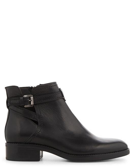 Boots - Debora, NOIR