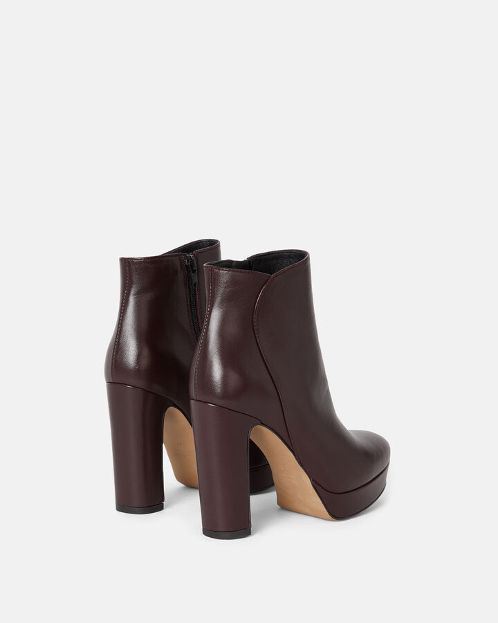 Boots - Tyga, BORDEAUX