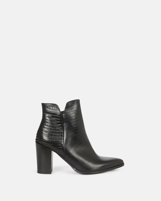 Boots - Valene, NOIR