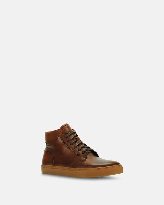 Boots - Cantor, COGNAC