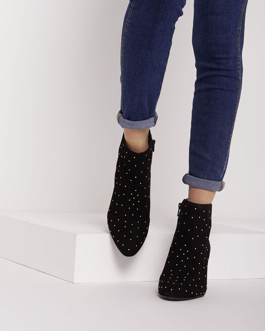 Boots - Kloe, NOIR