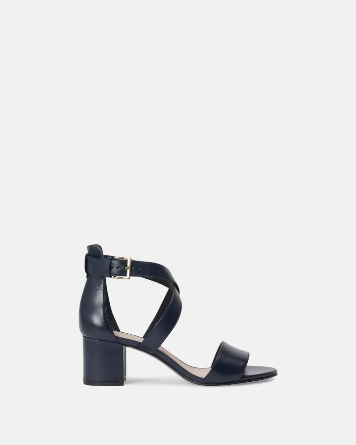 Sandale à talon - Laureen, MARINE
