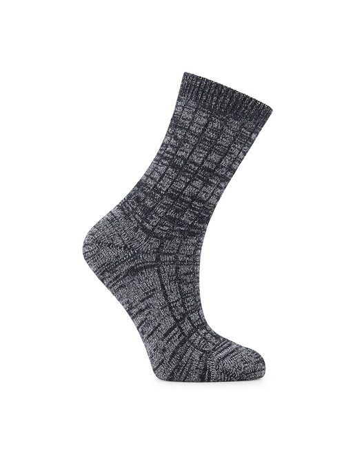 Chaussette - Joanne, ANTHRACITE ARGENT
