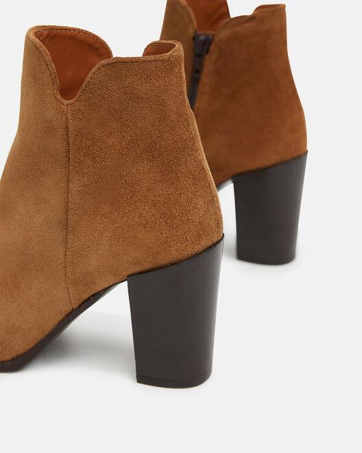 Boots - Thamaya, CUIR