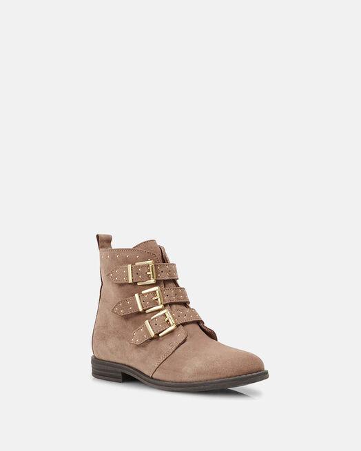 Boots - Harrieta, TAUPE