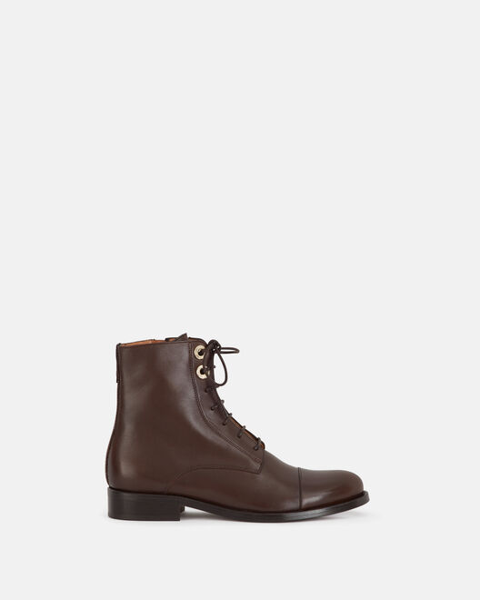 Boots - Shira, MARRON