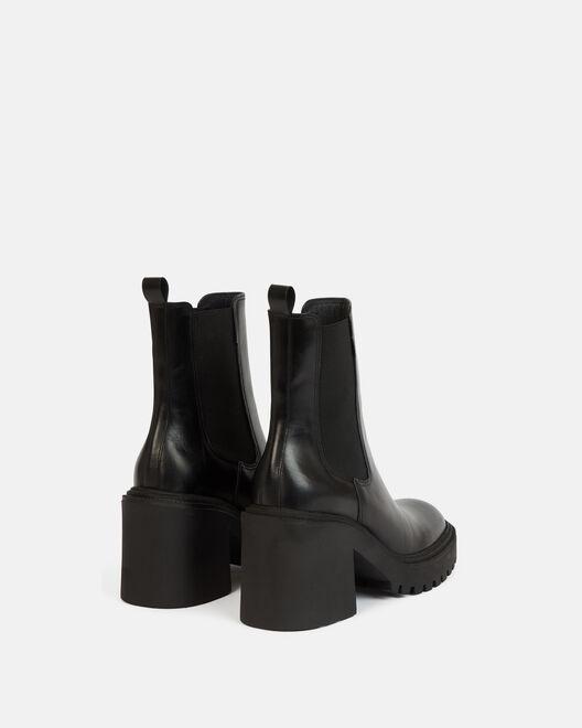 Boots à talon - Lesline, NOIR