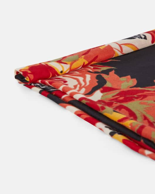 Foulard - Bleuen, NOIR ORANGE