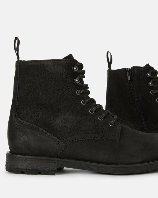 Boots - Soufien, NOIR