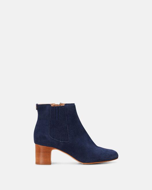 Boots - Sennur, MARINE