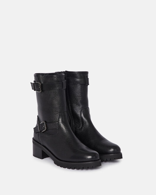 Boots - Bidio, NOIR