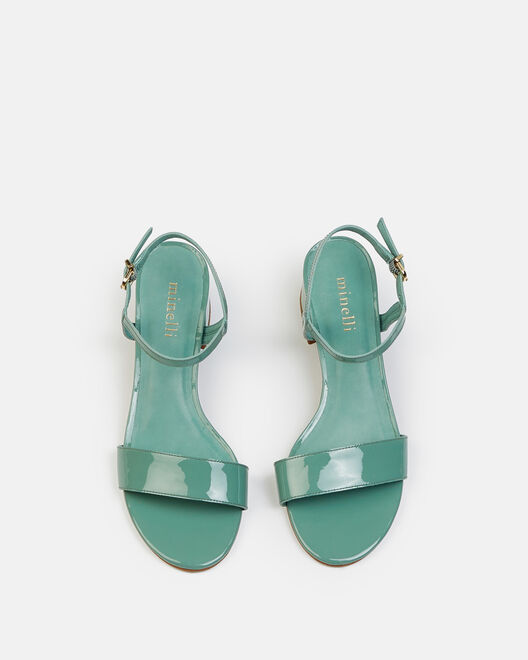 Sandale à talon - Neslie, JADE