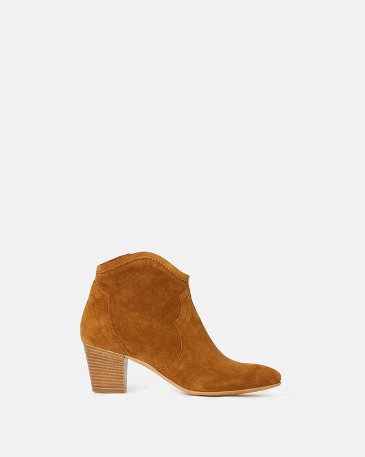 Boots - Kolya, CUIR