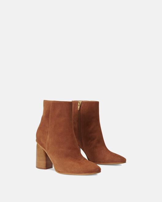 Boots - Senia, CUIR