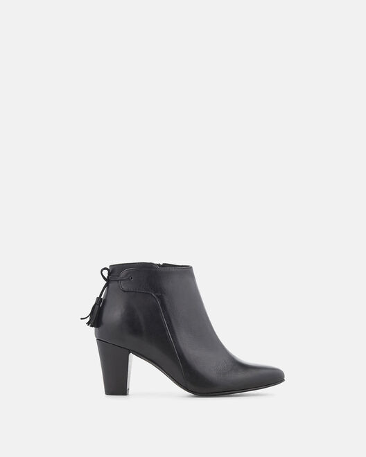Boots - Gillie, NOIR