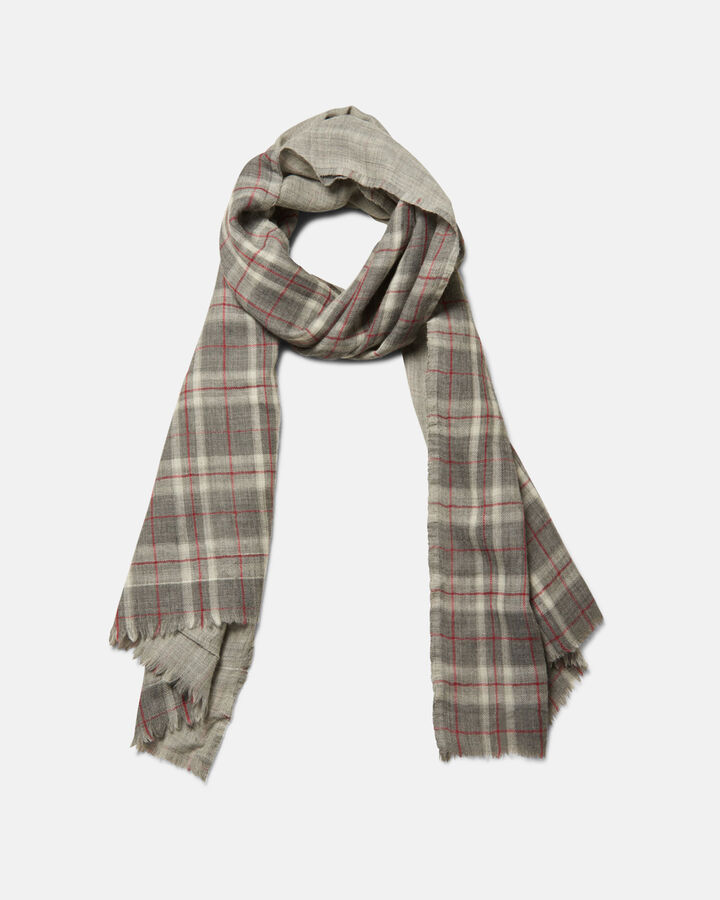 Foulard - Ory, GRIS MULTICOLORE