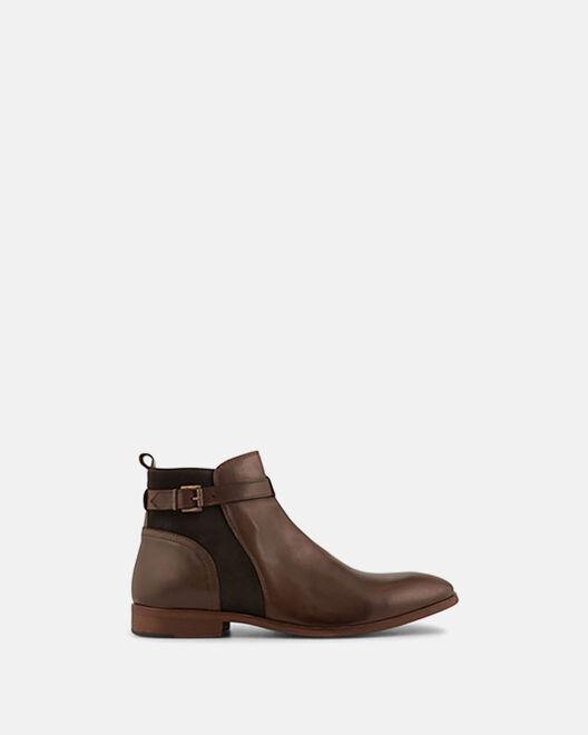 Boots - Dilhan, CHOCOLAT