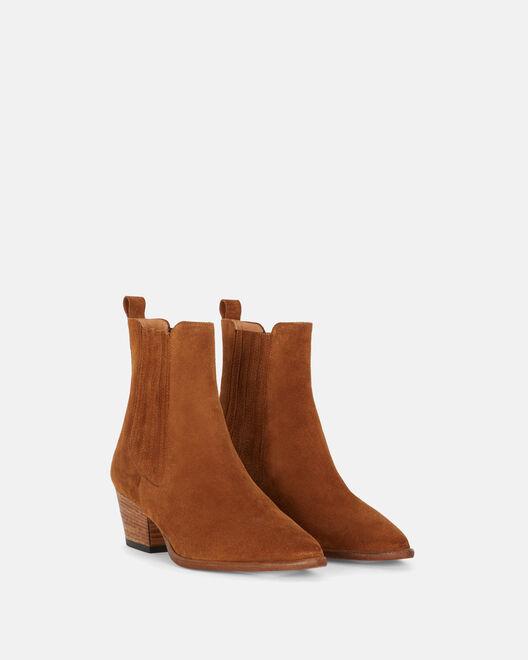 Boots - Talye, CUIR